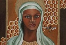 Art of the Bible - Mary / by Christine Way Skinner
