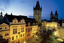 Prague / Prague?