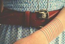 Stripe Bracelets Tattoo Ideas / Minimal, stripes, bracelet, blackwork tattoos