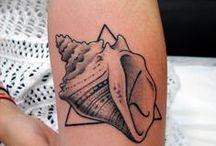 Sea Tattoos / Sea, anchor, ship, octapus tattoos