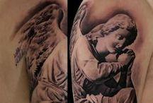 Angel Tattoos / Angel tattoos