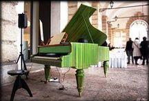 Pianoforte / Rinascita di un pianoforte a coda dell' 800