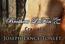 Brothers LaFon, Part One: Crucial Lessons - An M/M Erotic Novelette / An M/M Erotic Novelette