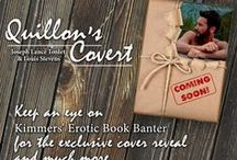 Quillon's Covert: An Erotic M/M Taboo Novella