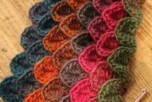 háčkování - crochet / háčkované nápady/vychytávky/vzory/videa