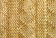 pletení - knitting / vzory/videa/nápady