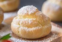 Eclairs, Puffs & Macarons