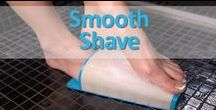 Smooth Shave / Shaving made smooth.