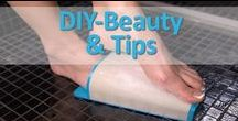 DIY Beauty and Tips / Make your own beauty!
