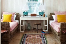 Home / Interiors. Things. Colors. Corners. (To keep us in harmony)