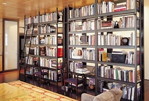 Crosstree: Shelves