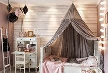 Kids Rooms / Pinning beautiful and inspiring rooms for little ones of all ages!