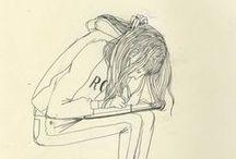 My vitamin D / amazing drawings / by Edu Rubio