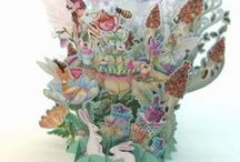 Paper Art / All things magical in paper