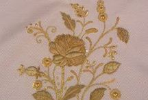 Embroidery to Die For / Goldwork, and other Fine embroidery