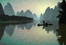 Vietnam / Ihana seikkailu satumaisiin maisemin
