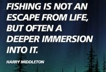 Fishing Quotes to Live By