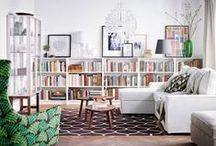 Obývacia izba / Miesto, kde sa stretáva celá rodina