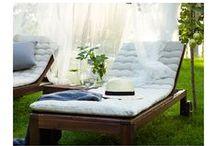 Balkón a terasa / Presťahujte sa von, na balkóny, terasy či na záhradu...