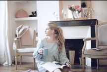 Meredith's Inspirations / Loves:  Anthony Robbins, Tara Bliss, Jess Lively, Alice Waters, Michael Pollan, Catherine Myss...