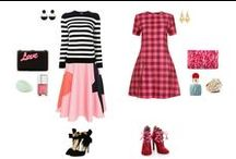 Meredith Tabscott Fashion Boards / I love couture, cuteness and color!