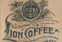 Vintage (Labels) / Vintage & Vintage-Styled Labels • Pinterest.com/ScottMonaco • More at: QuietYell.com