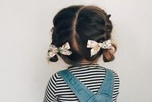 Hair Styles / Hair inspo for young and old