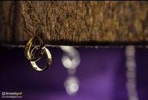 Fotografia de Casamento / O casamento, dia mais que especial na vida dos noivos, deve ser registrado com carinho e criatividade, deve ser registrado por Fernando Graf Fotografia! www.fernandograf.com.br