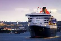 Cunard Lines / Kreuzfahrten