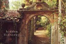 Garden Gates and entries