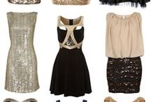 Evening dress / Evening dress