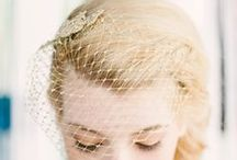 Veils + Hair Accessories