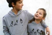 Lost Shapes kids T-shirts and jumpers