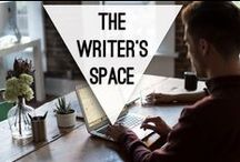 The Writer's Space / Inspirations for your library, office or just the perfect writing space