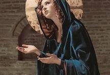VIRGEN | La presencia de María