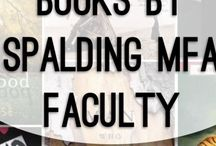 Books by Spalding MFA Faculty