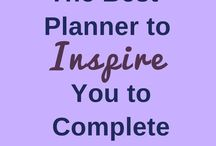 Planner Ideas and Printables / Hardcover Planners, Printouts, Journal, Journaling, Schedule, Time Management, planner ideas, Journal Ideas, Journal Promps, Quotes, Affirmations, Positive Affirmations, Affirmations for Anxiety, Schedule Organization, Time Management Tips