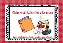 Classroom literature / by Sue Schueller