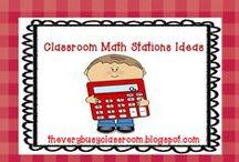 Classroom Math Ideas / by Sue Schueller