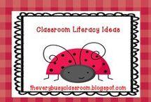 Classroom Literacy Ideas / by Sue Schueller