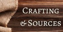 Crafting and Sources