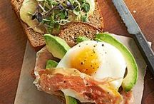 High Protein Breakfast / by Carin Lester