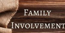 Family Involvement/Partnership Ideas / Tips and tricks on how to get families engaged in your classroom. Learn to build dynamic and lasting partnerships with these activities, e-courses, e-books, and other ideas.
