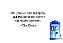 Doctor Who / by Elaina Morrigan