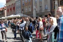 ISSS 2012 Poland / Warszawa, Jarocin, Poznan