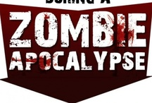 Zombies And Other Geekery / just lame stuff <3 / by Elaina Morrigan