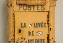 { Letterboxes }