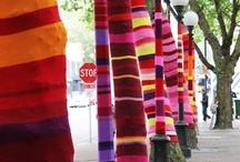{ You've Been Yarn-Bombed }