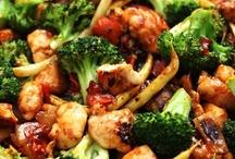 Asian/Thai Food Love / by Jill Fulk