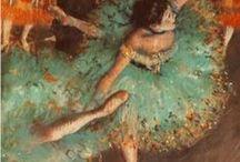 { Artist Study: Degas }